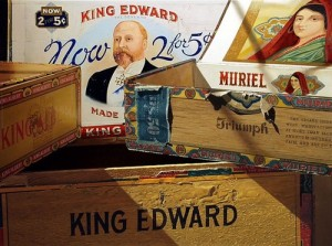 King Edward. Hyperrealistic Oil Paintings by American artist Steve Mills