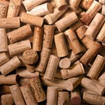 Wine corks. Hyperrealistic Oil Paintings by American artist Steve Mills