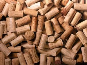 Wine corks. Hyperrealistic Oil Paintings by American artist Steve Mills