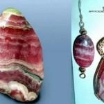 Love mineral Rhodochrosite