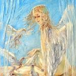 Russian artist impressionist Igor Goncharov