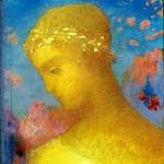 French painter Odilon Redon