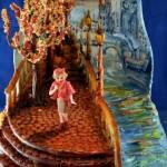 Fabulous Cake art by Inna Bu