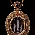 Antique gem carving art