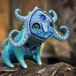 Forest octopus Ammuntu
