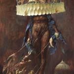 Russian artist Alexander Dolgikh