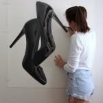Australian artist hyperrealist CJ Hendry