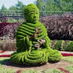Masterpiece of Topiary art
