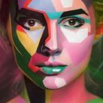 Body art project by Valeria Kutsan