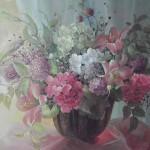 Australian fine artist Jill Kirstein