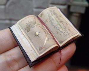 Medieval Miniature books by Ericka VanHorn