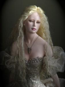 Porcelain Art Doll by Tom Francirek and Andre Oliveira