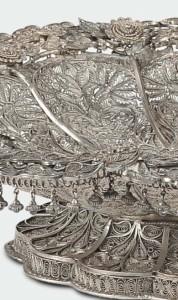 Beautiful Silver filigree art