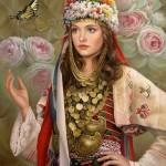 Bulgarian artist Maria Ilieva