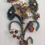 Chinese Kingfisher art