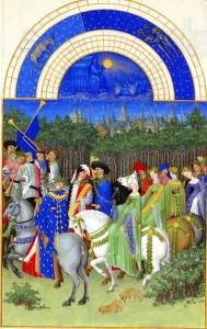 Magnificent Book of Hours of Duc de Berry