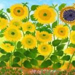 Chang Xiufeng 80 year-old Grandma Van Gogh