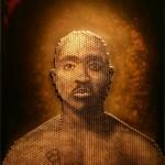 Fragment. Tupac