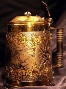 Zlatoust engraving art