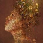 Flower Power. Photomanipulation by Belgrade based digital artist Bojan Jevtic