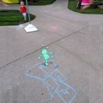 Self-taught street artist David Zinn