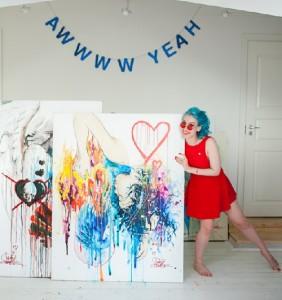 Illustrator Lora Zombie