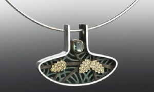 Suzanne Williams jewelry art