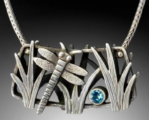 Suzanne Williams jewelry art
