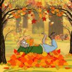 Just enjoy autumn