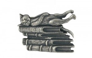 Edward Gorey cats