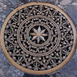 Manhole covers Art