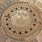 Manhole covers Art