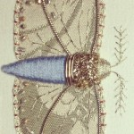 Art brooches by Azumi Sakata