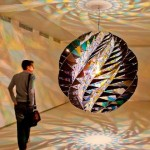 Olafur Eliasson light installation