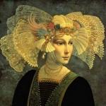 American painter James Christensen