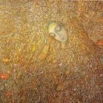 Ukrainian surrealist artist Ivan Marchuk