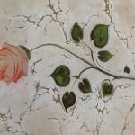 Paper marbling art