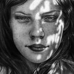 Monika Jasnauskaite Pencil Drawing