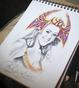 Pencil drawings by xoramos661
