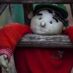 Weird dolls inhabiting Nagoro village