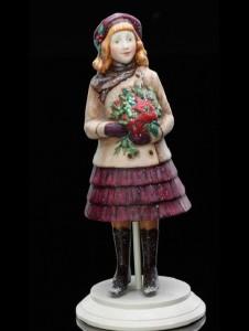Porcelain miniatures by Marina