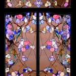 Stained glass painting by Svetlana Mihailova