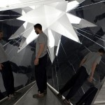 Fabulous light installation by Olafur Eliasson