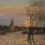 Russian artist Stepan Nesterchuk