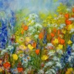 Alexandra Fedorova Wool paintings