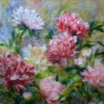 Wool painting by Alexandra Fedorova