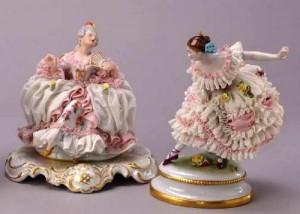 Lace Porcelain art