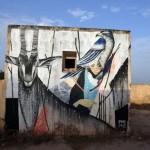 Erriadh Open-Air Street Art museum