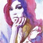 ValrArt watercolor portraits