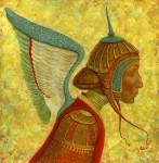 Russian artist Alexey Ezhov